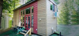 This Tiny House Looks Totally Normal! When You Look Inside! Never See This Before