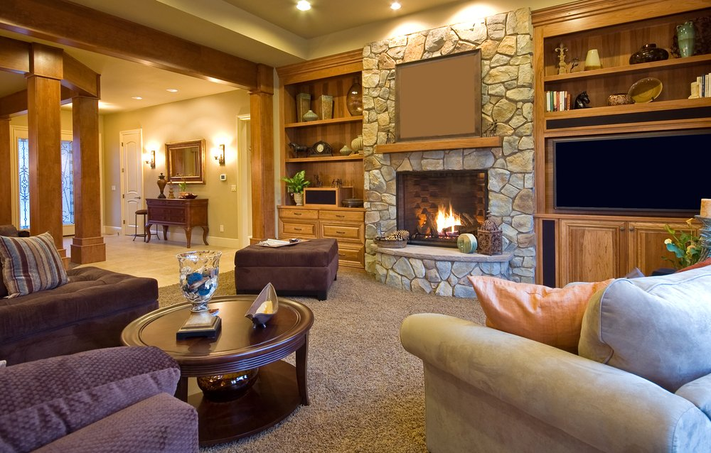 Top 5 Fireplace Design Ideas