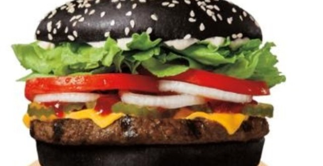 Burger King's Black Halloween Whopper Has Surprising After Effect