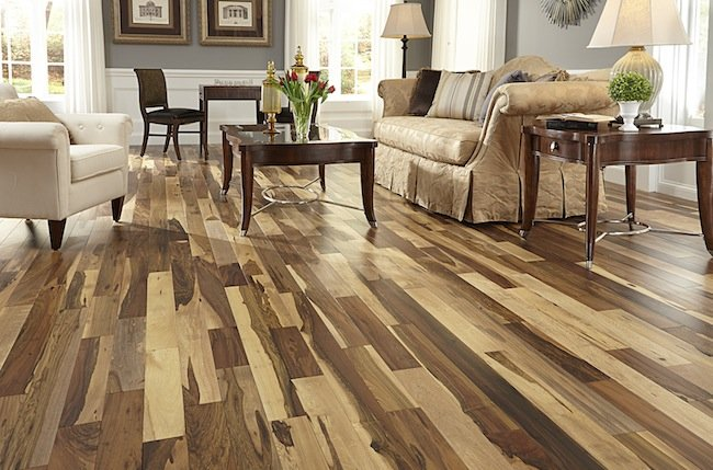 Advantages of Wood Flooring over Concrete Floors