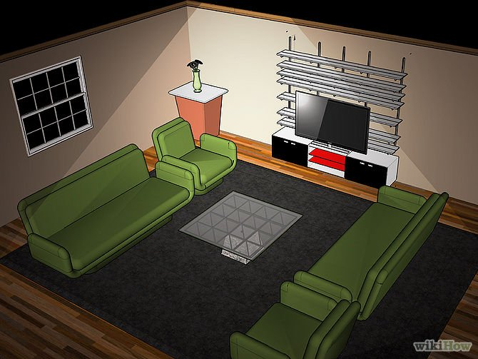 Useful And Totally Ingenious Tips How To Arrange Your Furniture