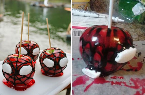 13 Epic Halloween Pinterest Treats That Went Scarily Wrong