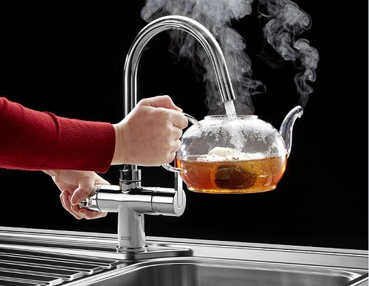 How The Boiling Water Tap Is Be ing A Modern Day