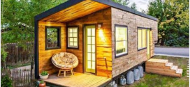 This Creative Home Is Less Than 200 Sq Ft, But It Has Everything Her Family Needs