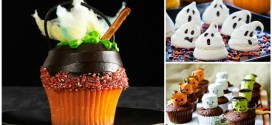 17 Deliciously Spooky And Best Designed Halloween Cupcakes