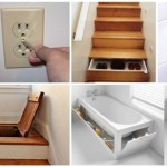10 Smart and Absolutely Genius Hiding Places To Stash Your Stuff