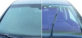 Never Be Late For Work Again, This Super Fast Trick Will Defrost Your Windshield INSTANTLY.