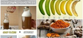 Top 10 Homemade DIY Products You Can Use In Your Everyday Natural Beauty Care