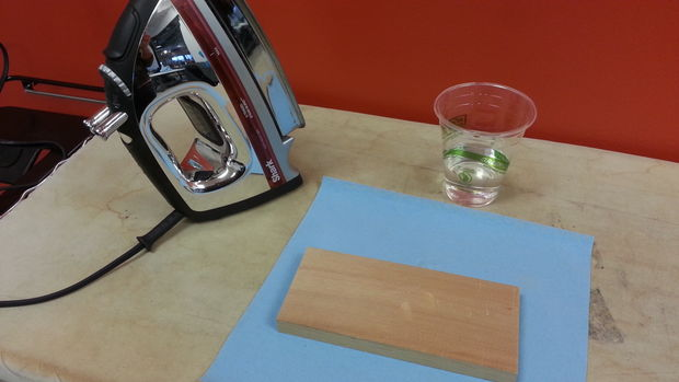 This Simple Genius Trick Magically Removes Dents From Wood