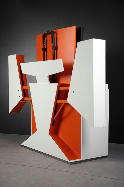 Amazing, If Transformers Were Furniture, This Is What It Would Look Like