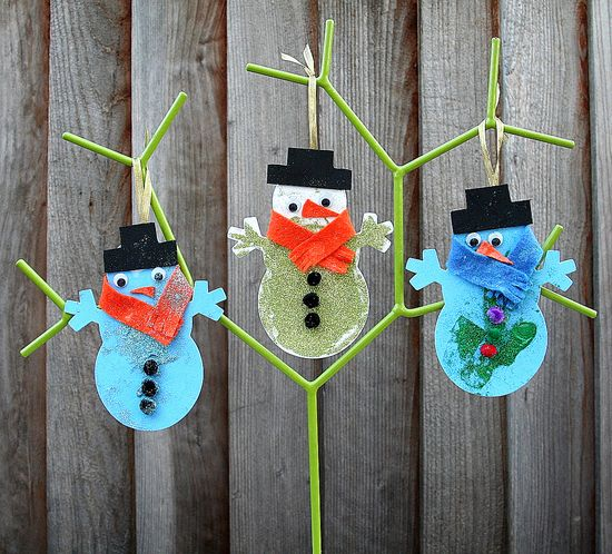14 Easiest Absolutely Brilliant Christmas Decorations That You Can DIY