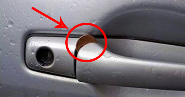 If You See A Penny Jammed In To A Car Door Like THIS, Take Action ...