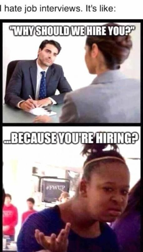why i should get this job