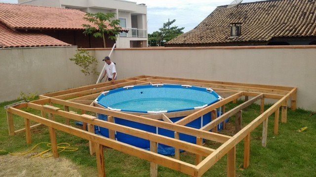 This Is Genius Budget Friendly Above Ground Pool With