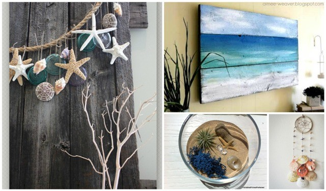 13 Thrilling Beach Themed Decor Ideas You Can Diy World Inside Pictures
