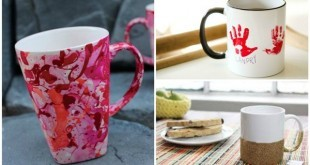 diy projects coffee mugs