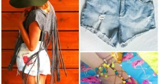 diy projects to reuse and recycle old clothes