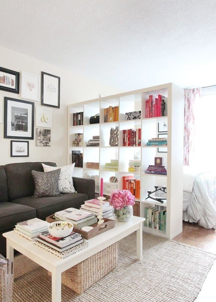 Choose The Perfect Room Divider For Your Studio Apartment | World ...