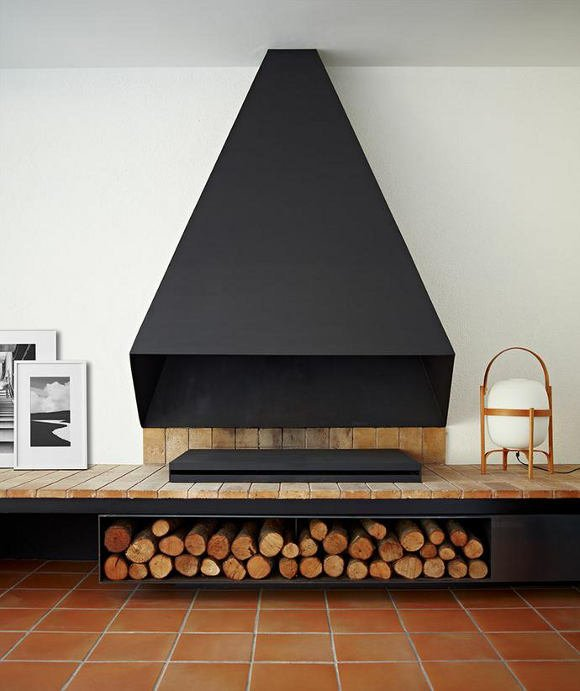 Find Your Best Firewood Storage Solution and Turn Your Home Into a Romantic Space For Sure