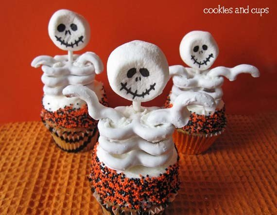 Unbelievable Easy for Making Snacks for Better Halloween Mood, outchemy