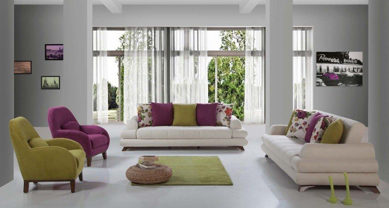 14 Sophisticated, Super Modern Living Room Ideas