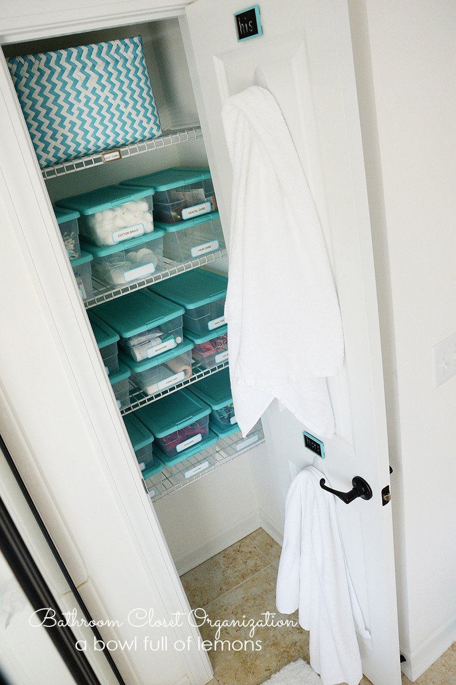 13 Creative DIY Ideas for Better Bathroom Organization