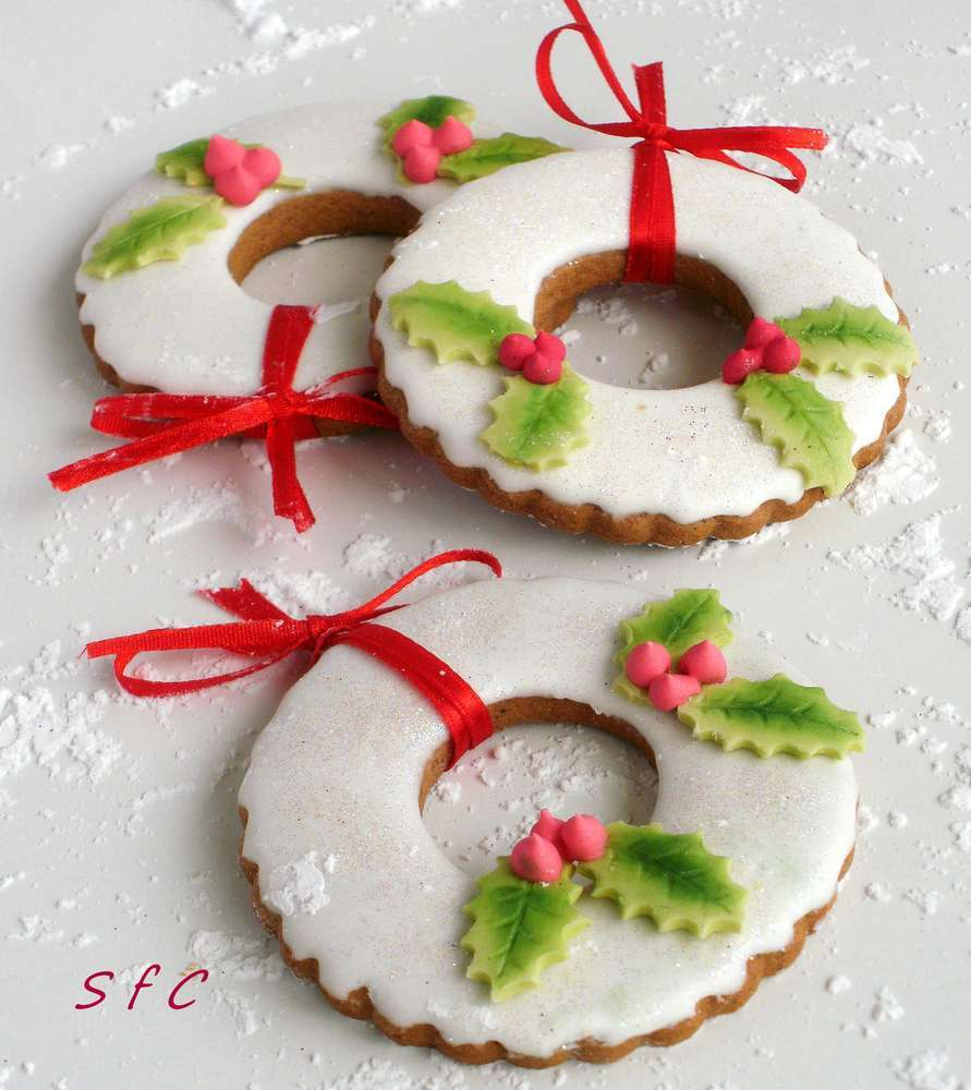 Christmas Cookies That Are Melting In the Mouth  Must Be Tasted