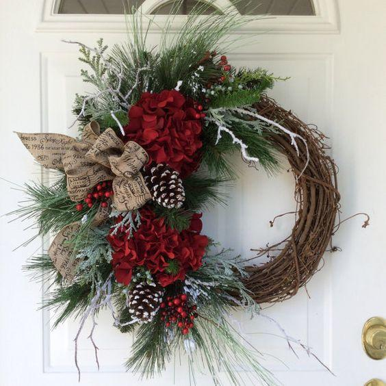 Home office design christmas wreaths as an amazing for Amazing wreaths