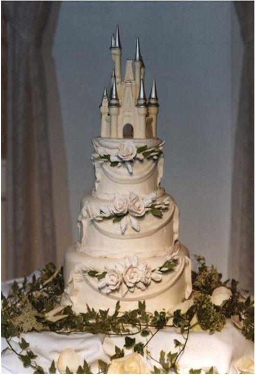 Heb Wedding Cakes 7 Simple Fairytale Wedding Cake For