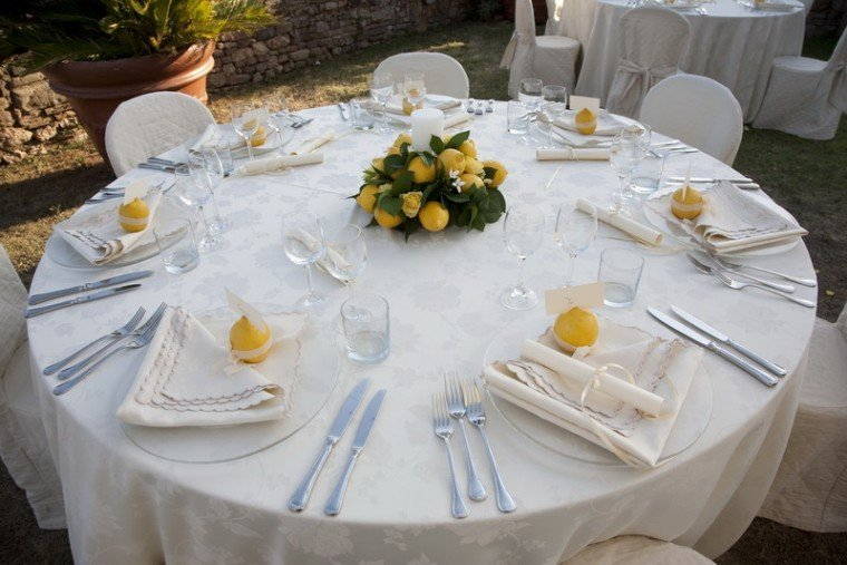 Invite The Lemon To Your Spring Wedding 15 Great Ideas On How Can Refresh And Embellish