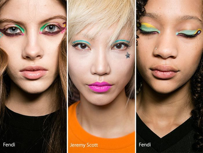 Beautiful Makeup Trends For This Season: Fall/Winter 2017