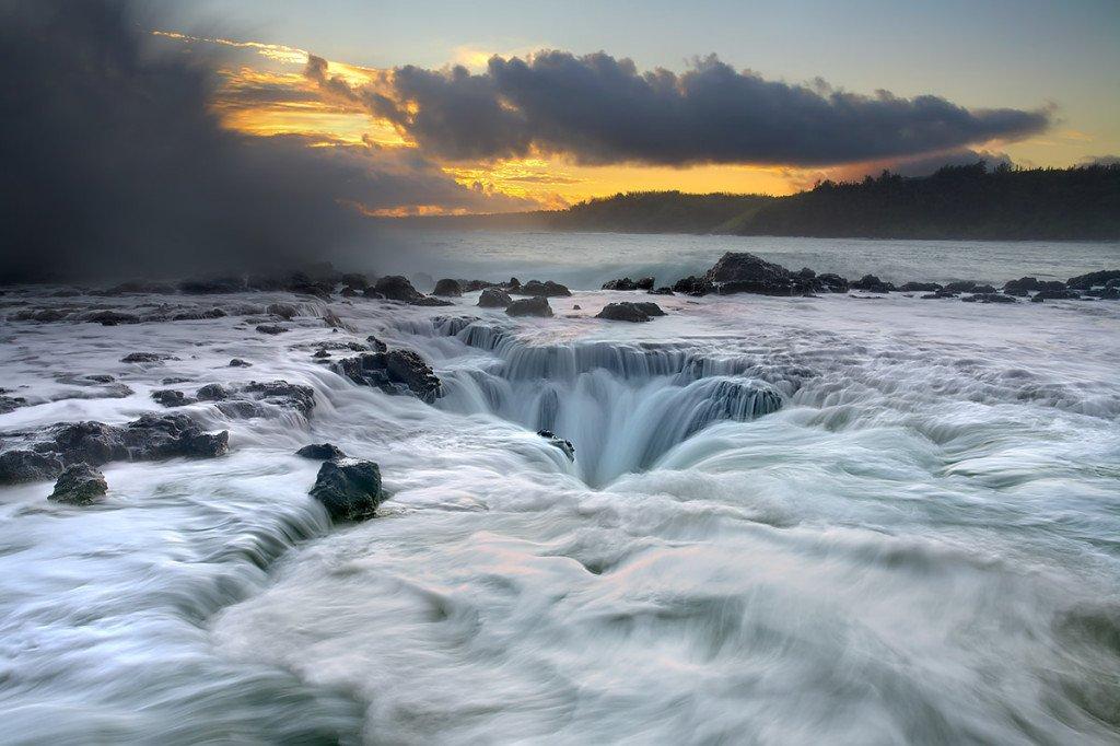 Maelstrom #3 - Near Kilauea Point, Kauai, Hawaii