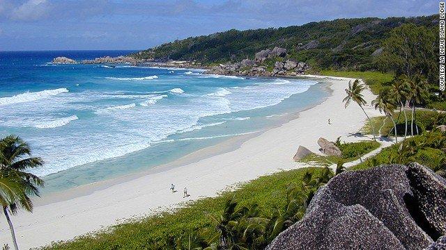 1. Grande Anse Beach, La Digue Island, Seychelles