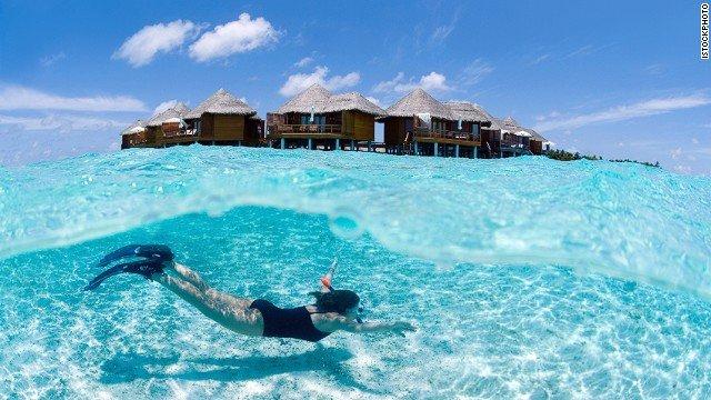 25. Sun Island Beach, Maldives