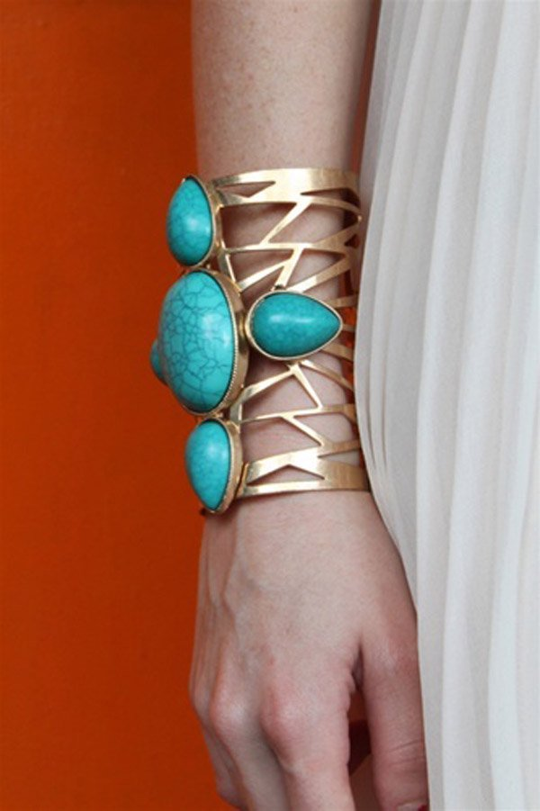 Turquoise-Cross-Mega-Cuff