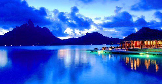 Tropical Places To Visit Cool Vacations Best