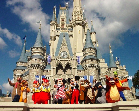 Disneyland, Paris-The magic of Disneyland tourism destinations