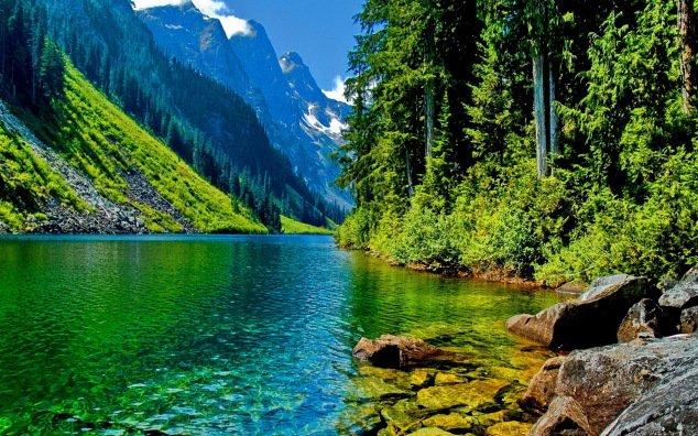 most beautiful mountain lakes austria