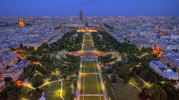 paris-france-park-panorama-lights-twilight-the-garden-city