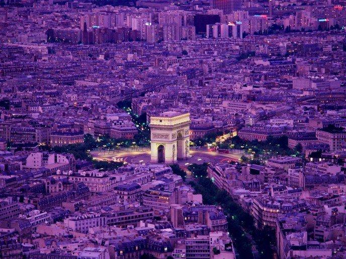 memorable landscapes in France