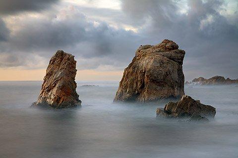 Garrapata Stacks - Big Sur, California