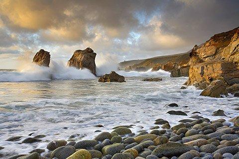 Garrapata Surf #1 - Big Sur, California