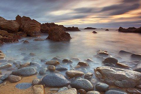 Shores of Time - Big Sur, California