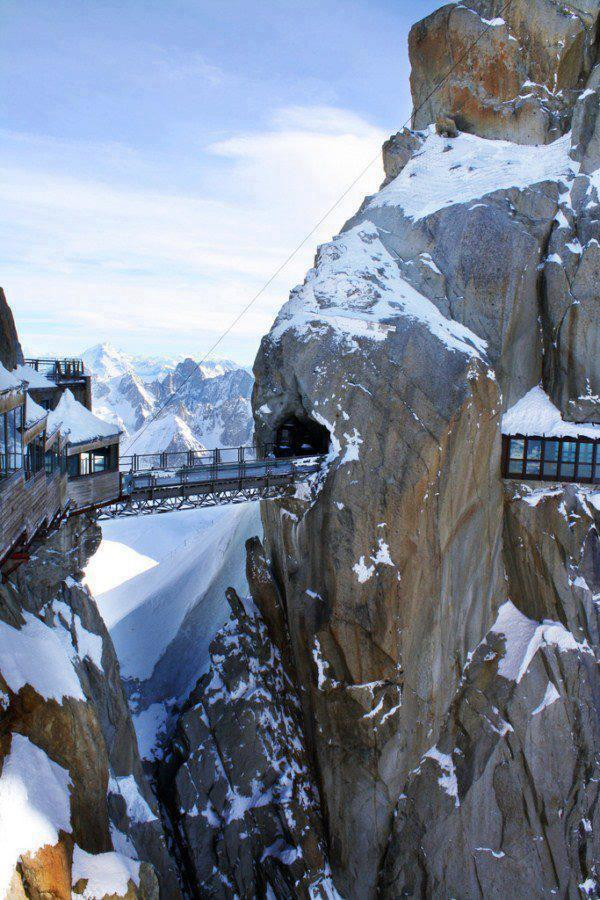 Aiguille-du-Midi-Bridge-France