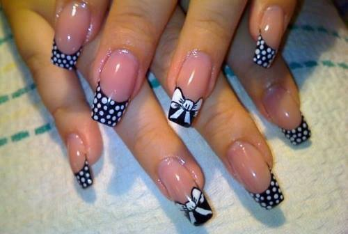24 Beautiful And Unique Nail Art Designs World Inside Pictures