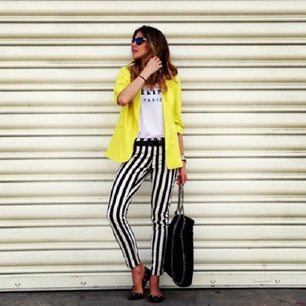 eb455676c2fe Black and White Fashion Trends | World inside pictures