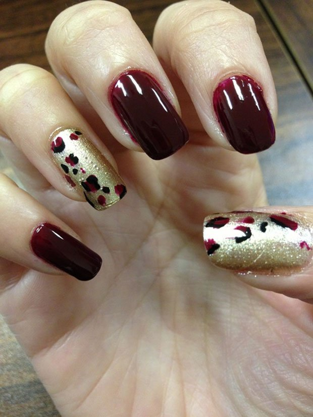 golden-gliter-nail-art-21