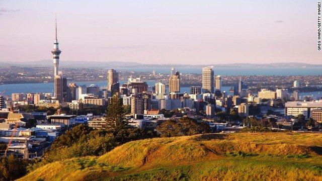 Auckland Dusk