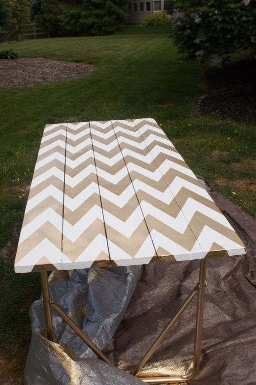 Chevron Diy Projects World Inside Pictures