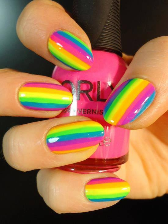 cute basic nails